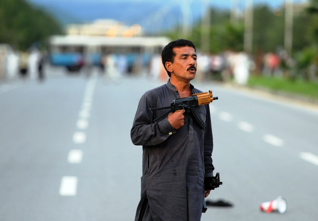 islamabad gunman stable says he is satisfied with his actions