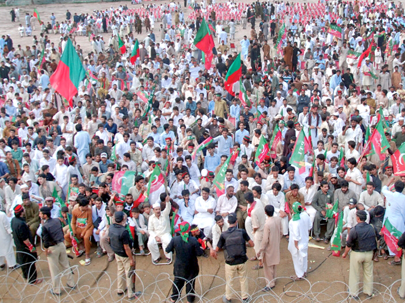 august 22 by polls pti chairman campaigns for na 1