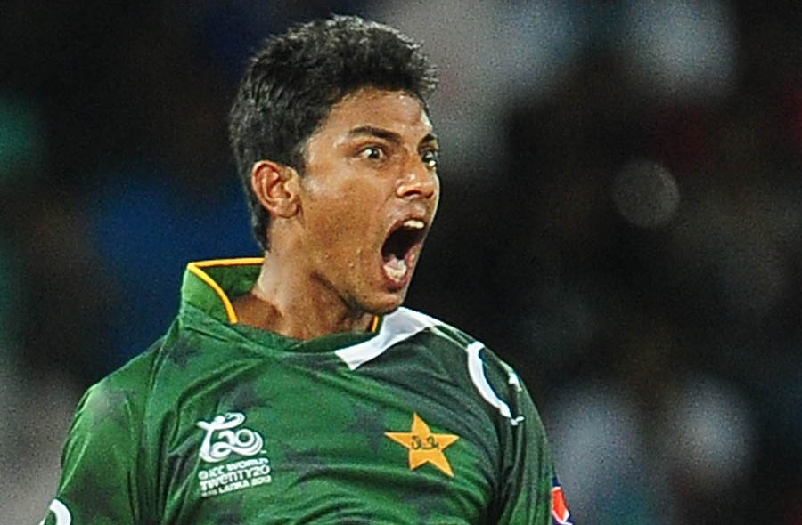 raza hasan took three wickets for 27 runs from 9 3 overs photo afp file