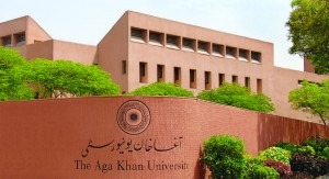 the aga khan university s medical college received two aspire awards   for international excellence in education in a medical school   from the association for medical education in europe in prague