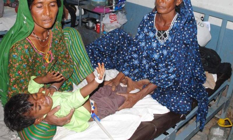 Pneumonia, a preventable killer