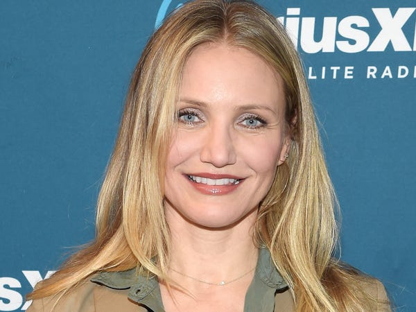why cameron diaz gave up acting