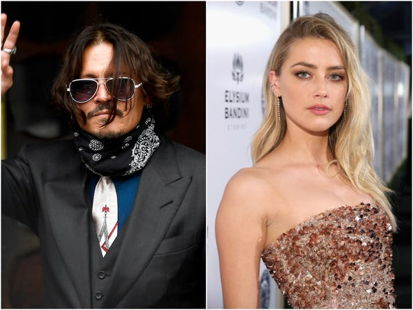 heard says she punched depp to stop him from pushing sister downstairs