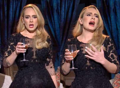 adele s hilarious snl stint reminds fans why she has 15 grammys