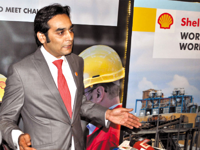 shell lubricants marketing manager taha maghribi said the partnership would exhaust all avenues to meet growing demand for sugar photo agha mehroz