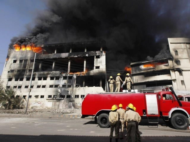 according to an official of the fire department hundreds of factories in site were still operating in worse conditions that ali enterprises in terms of fire safety and other emergency measures