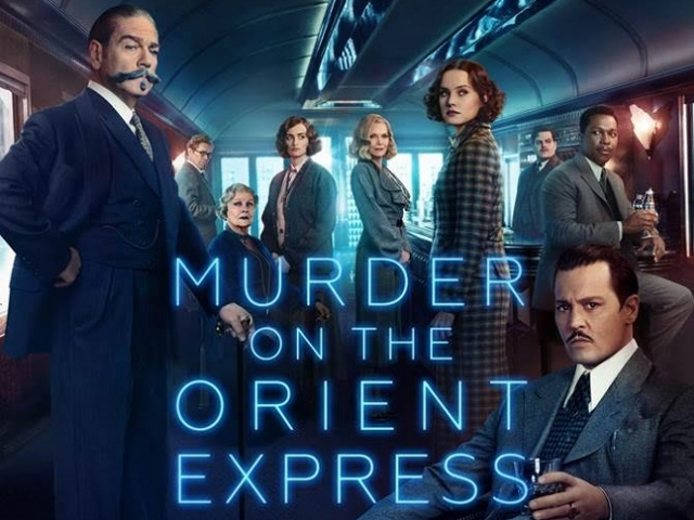 This particular reincarnation of Murder on the Orient Express is also a slight improvement over Sidney Lumet's version from 1974. PHOTO: IMDB