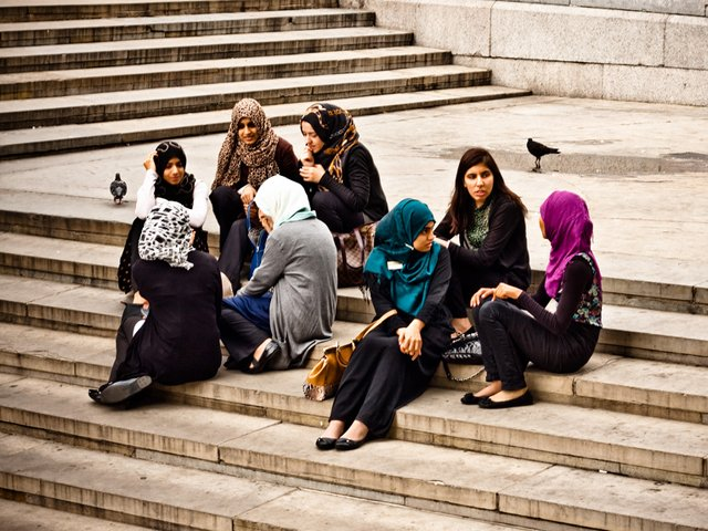 For Muslim women in general, it showcases that head scarf or not, Quranic name or not, pigmented skin or not, there is a real danger in existing as Muslim. PHOTO: FLICKR