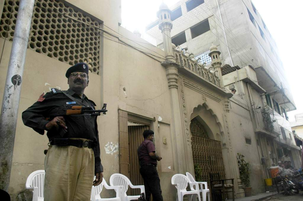 sections 298 b and 298 c of the pakistan penal code outlaw ahmadis from calling their place of worship a masjid claiming to be muslims or preaching their faith to others photo express file
