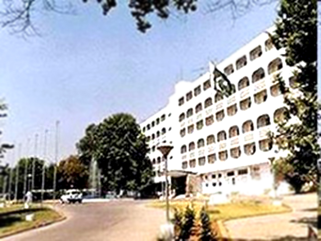 fo slams use of afghan soil by terrorists against pakistan