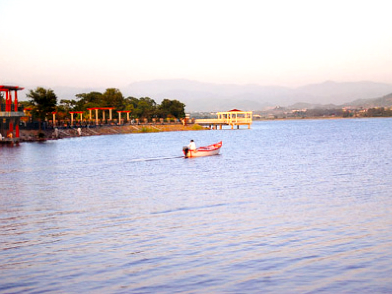 building plans of club on rawal lake sought