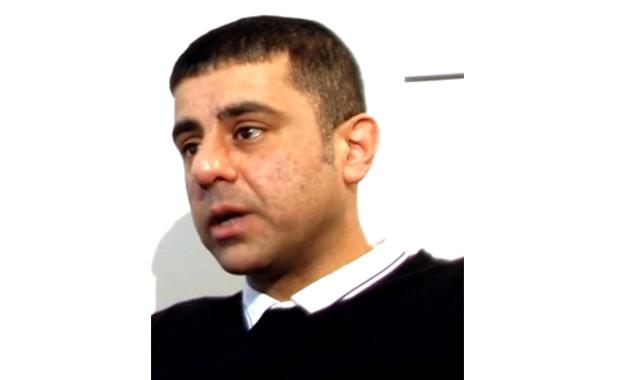 Anwar Akhtar, director of The Samosa. PHOTO: SCREENGRAB