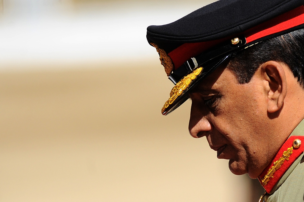 general kayani may look back on his stewardship with a quiet sense of pride a soldier pakistan may be proud of photo afp