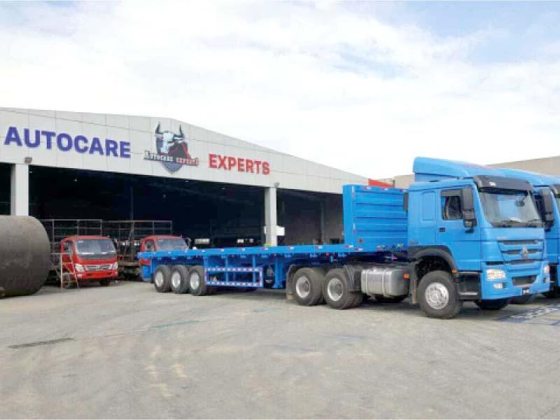 karandaaz invests in secure logistics