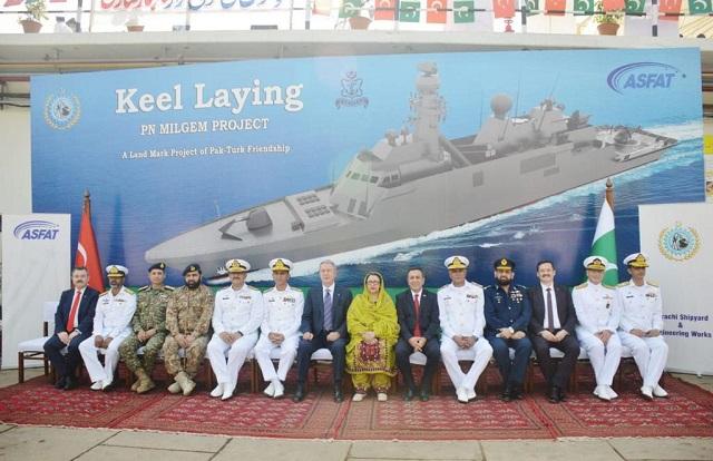 PHOTO: Public Relations Directorate Pakistan Navy