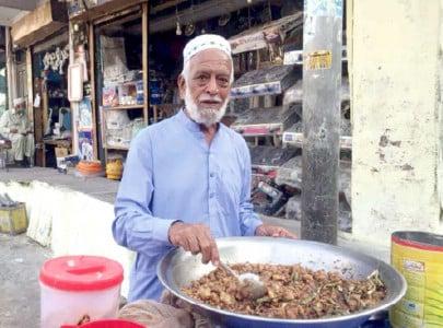 rawalpindi s favourite chaulay wala