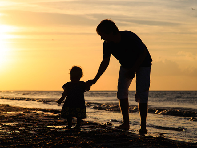 Outside of meeting my wife and being married, my daughter brings me the greatest joy. PHOTO: SHUTTERSTOCK