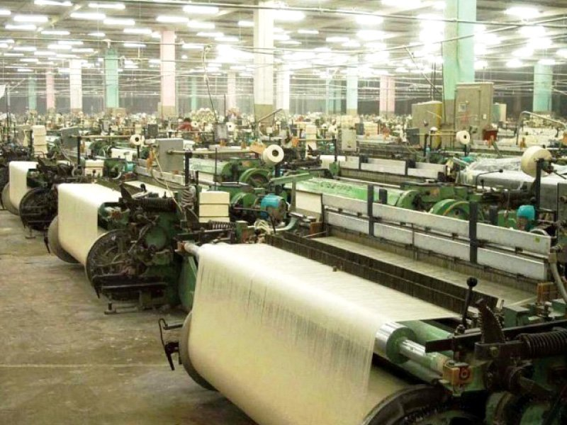 Pakistan's textile exports crossed the $13-billion benchmark in the outgoing fiscal year, and would be achieving far better results if circumstances remained conducive. PHOTO: FILE