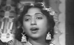 zubaida khanum dominated the pakistani film industry of the 1950s with various hit songs in punjabi and urdu