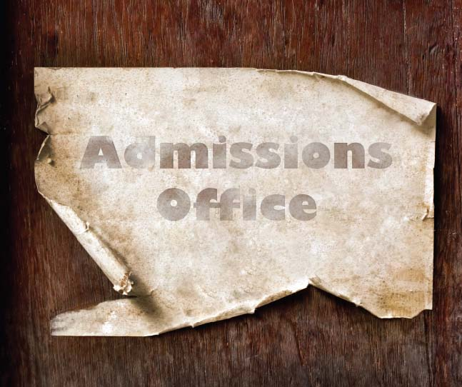 govt college admissions close above 80