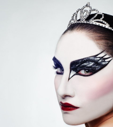 let s make up with bina khan dazzle as black swan