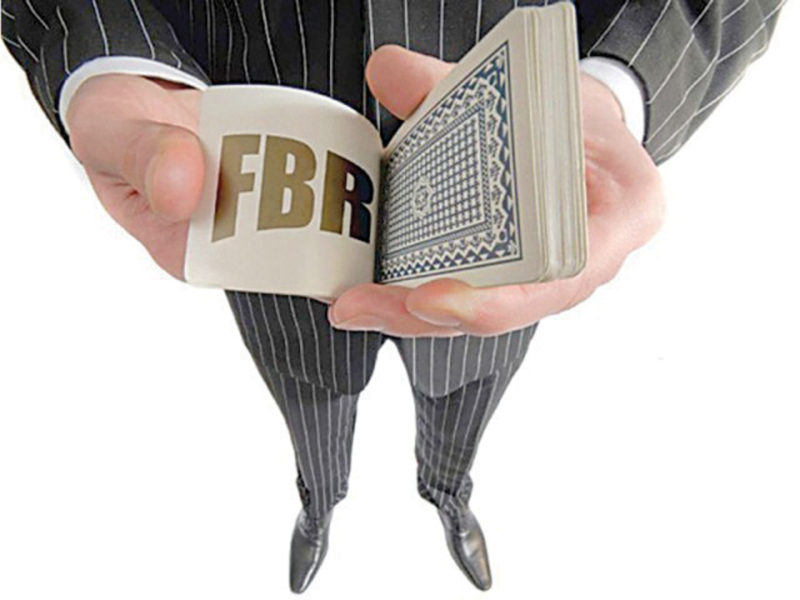 fbr exceeds tax target by rs57 billion
