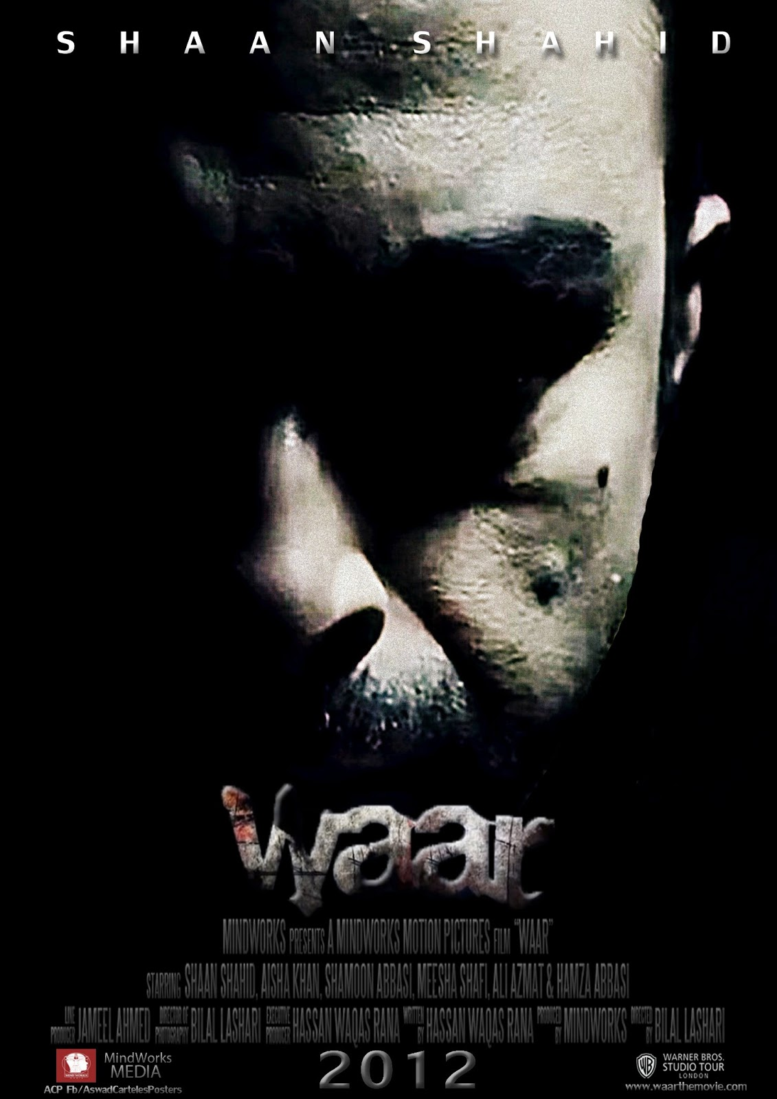 so far waar has collected rs170 million compared to syed noor 039 s choorian which grossed a total of rs200 million photo file