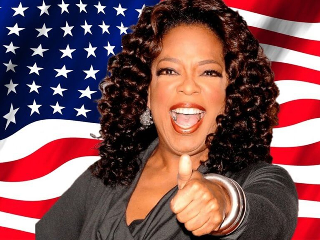 oprah 039 s golden globes speech was an objectively powerful oration and social media was promptly flooded with calls for oprah to be the country s next president photo genetic literacy project