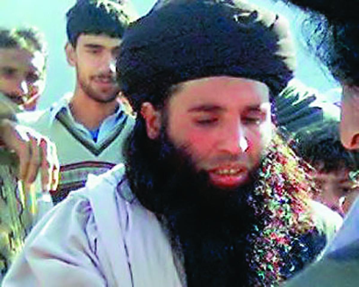 Swat Taliban Maulvi Fazlullah. PHOTO: FILE
