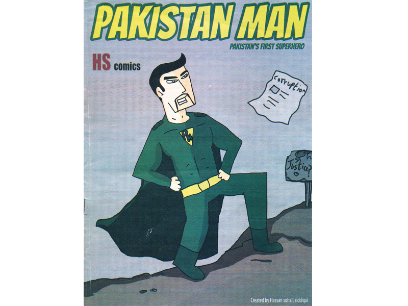 pakistan man a stint with the extra ordinary