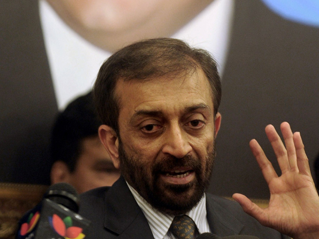 certain political parties are staging sit in for their political gains mqm