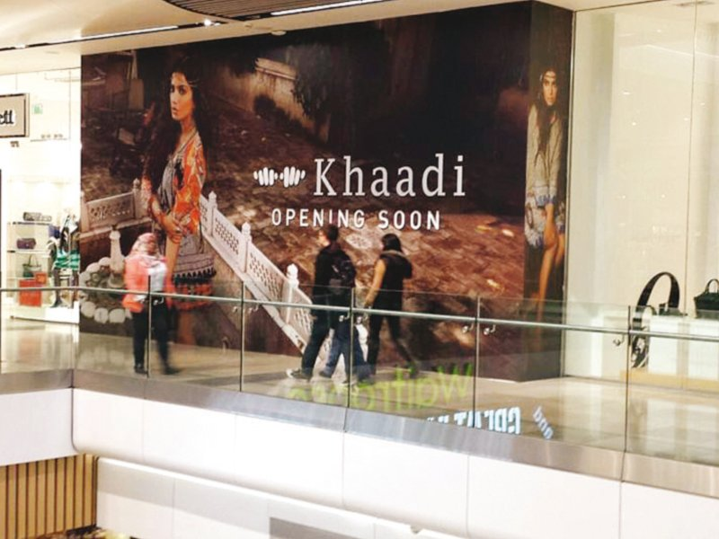local brand khaadi to open two stores in london s busiest shopping malls photos publicity