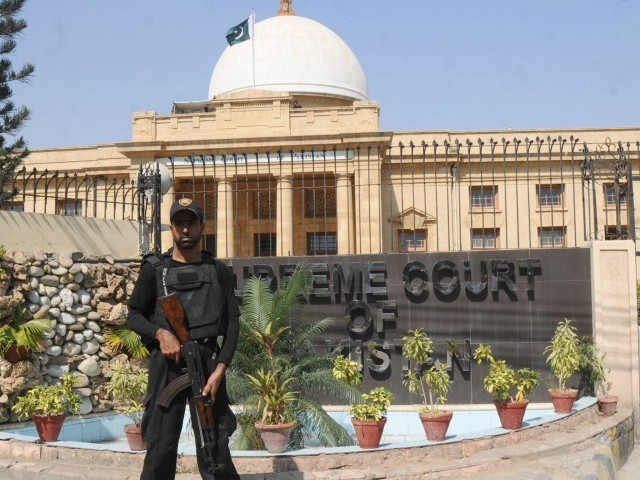 The apex court directed KPT's lawyer Shaiq Usmani to submit complete details on the containers of imported weapons. PHOTO: FILE