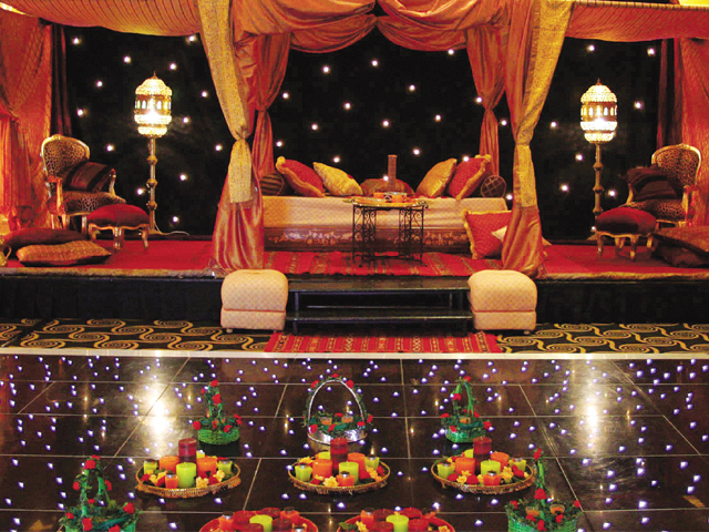 Hyderabad's wedding halls get extension for night-time events