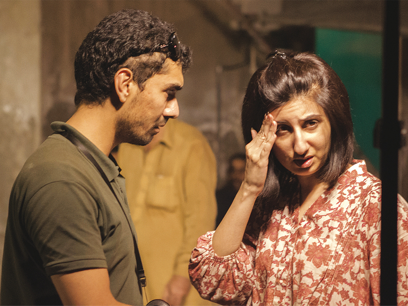 the film has mainly been shot in old lahore photos publicity