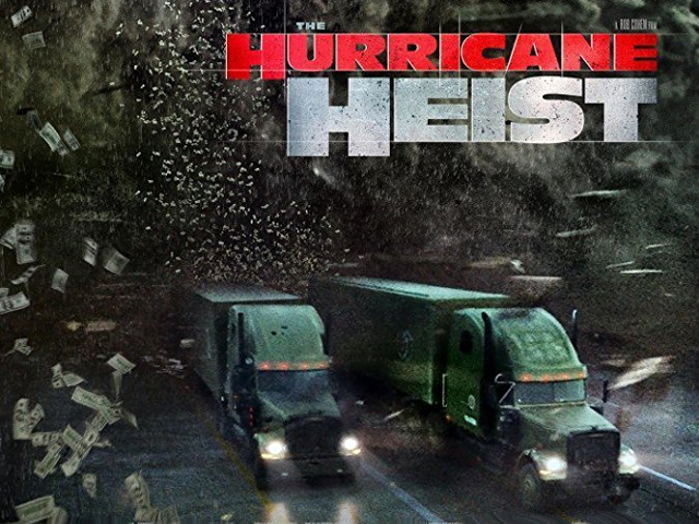 Hurricane Heist tries to mix the formulas of Rob Cohen's past successful movies. PHOTO: IMDB