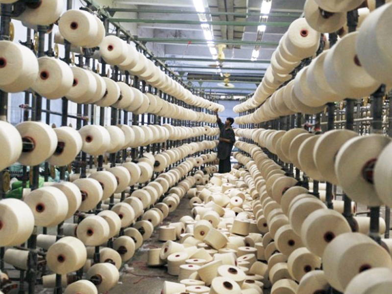 26b is the level to which textile exports can be increased in five years according to aptma photo file