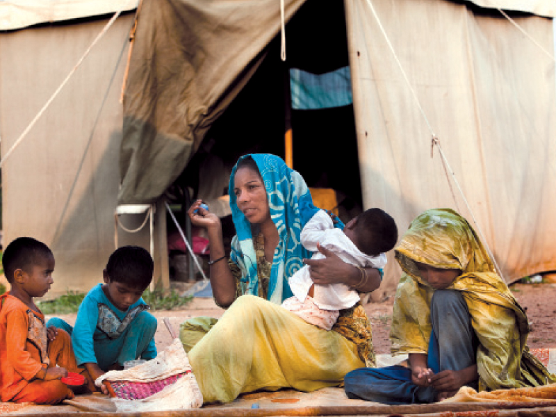 housing scheme 10 years on victims of land scam await justice