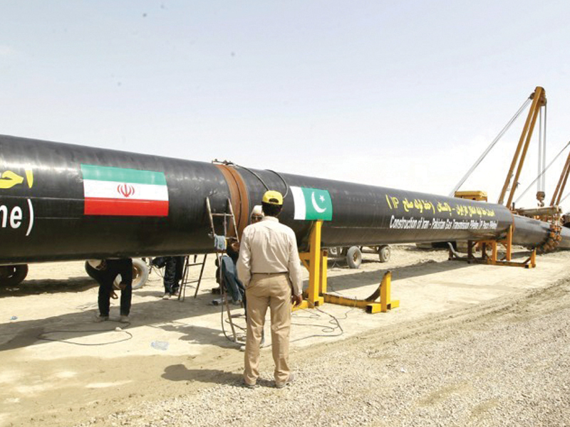 according to sources pakistan has got the offer from jahanpars engineering and construction which could undertake entire engineering procurement and construction work and provide 1 8 billion for the iran pakistan ip gas pipeline project photo file