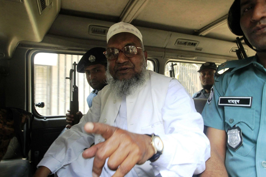jamaat e islami leader abdul quader molla photo reuters file
