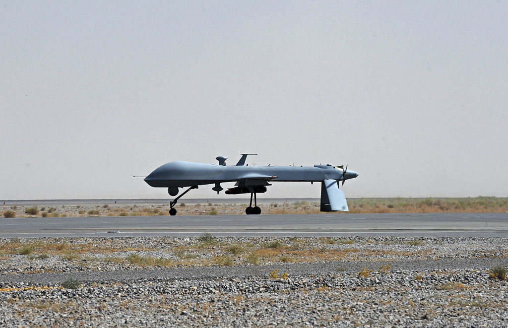 The 193-member body adopted a resolution on Thursday urging the The 193-member body adopted a resolution on Thursday urging the United States to comply with international laws for its use of unmanned aerial vehicles for taking out 'high value targets' in countries. PHOTO: AFP/FILE