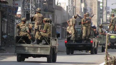 security forces kill ttp terrorist in north waziristan