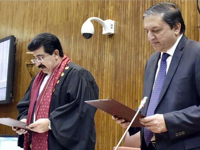 will sadiq sanjrani s appointment as senate chairman help balochistan in any way