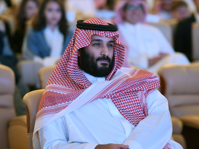 mohammed bin salman is breaking the chains of a regressive society will the rest of the muslim world follow