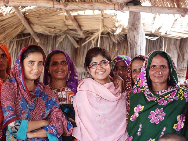 seeing women participate in the community in kech district is a very encouraging indication of moving towards women s empowerment in the rural areas of balochistan photo khalida brohi