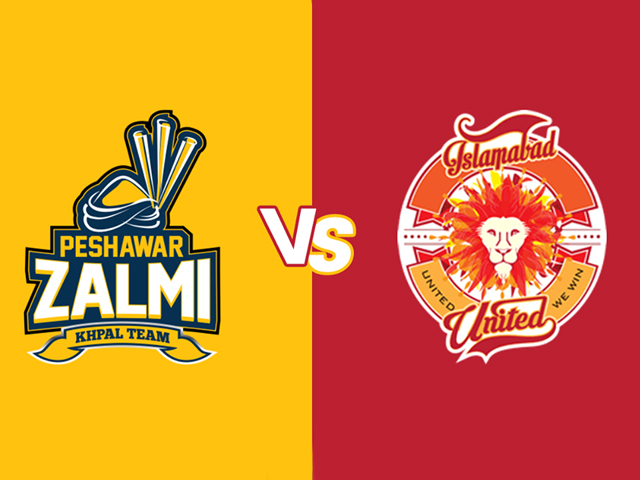 Unlike Islamabad United, Peshawar Zalmi's journey to the final has been full of struggles. PHOTO: FACEBOOK/ PESHAWARZALMI
