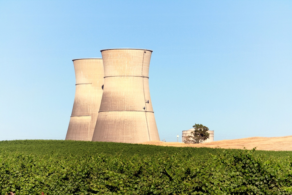 A file photo of a nuclear power plant. PHOTO: FILE