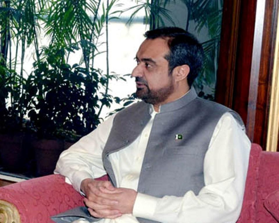 Khyber-Pakhtunkhwa Governor Shaukatullah Khan. PHOTO: APP