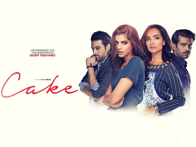 Cake is all about people fighting inner demons in the milieu of relationships, emotional dependencies, empathy, sacrifices and loss. PHOTO: FACEBOOK/CAKE THE FILM OFFICIAL