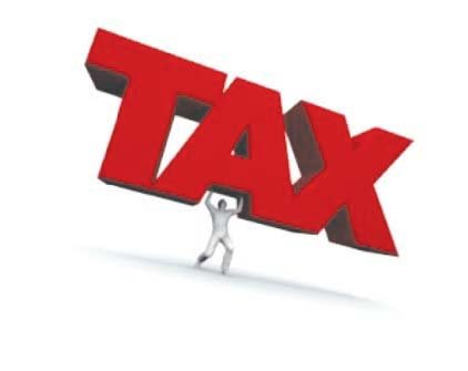 reducing cost of governance with gradual tax hikes